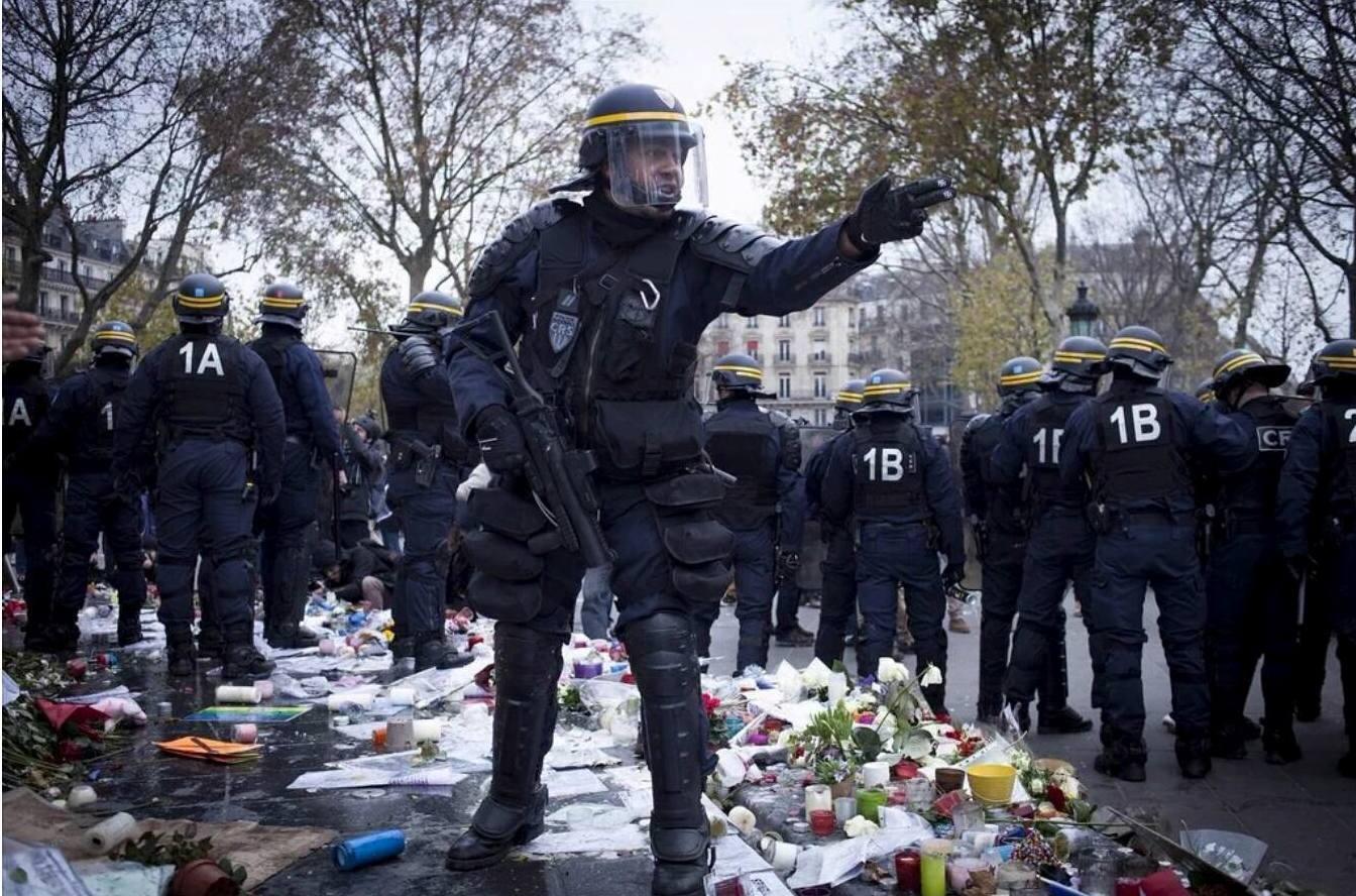 Libération immédiate des manifestants ! Halte à la répression !