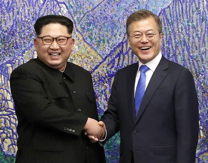 [✔] République de Corée - Daehan Minguk 2018_inter-korean_summit_01_cropped
