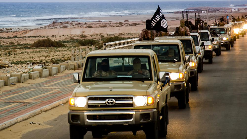 """Résultat de recherche d'images pour """"les colonnes de daesh"""""""