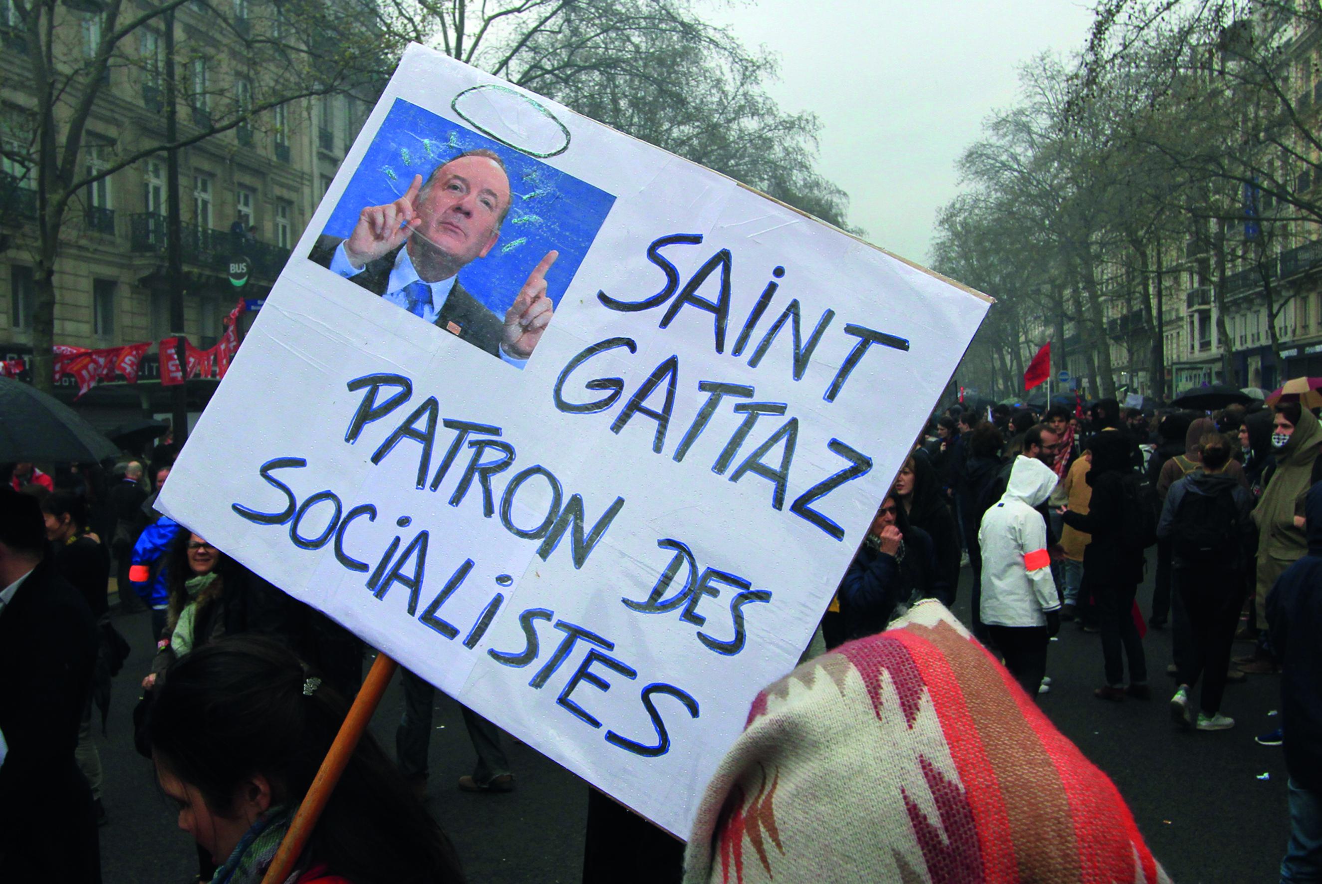 La mobilisation contre la «loi travail» : enfin de l'air!