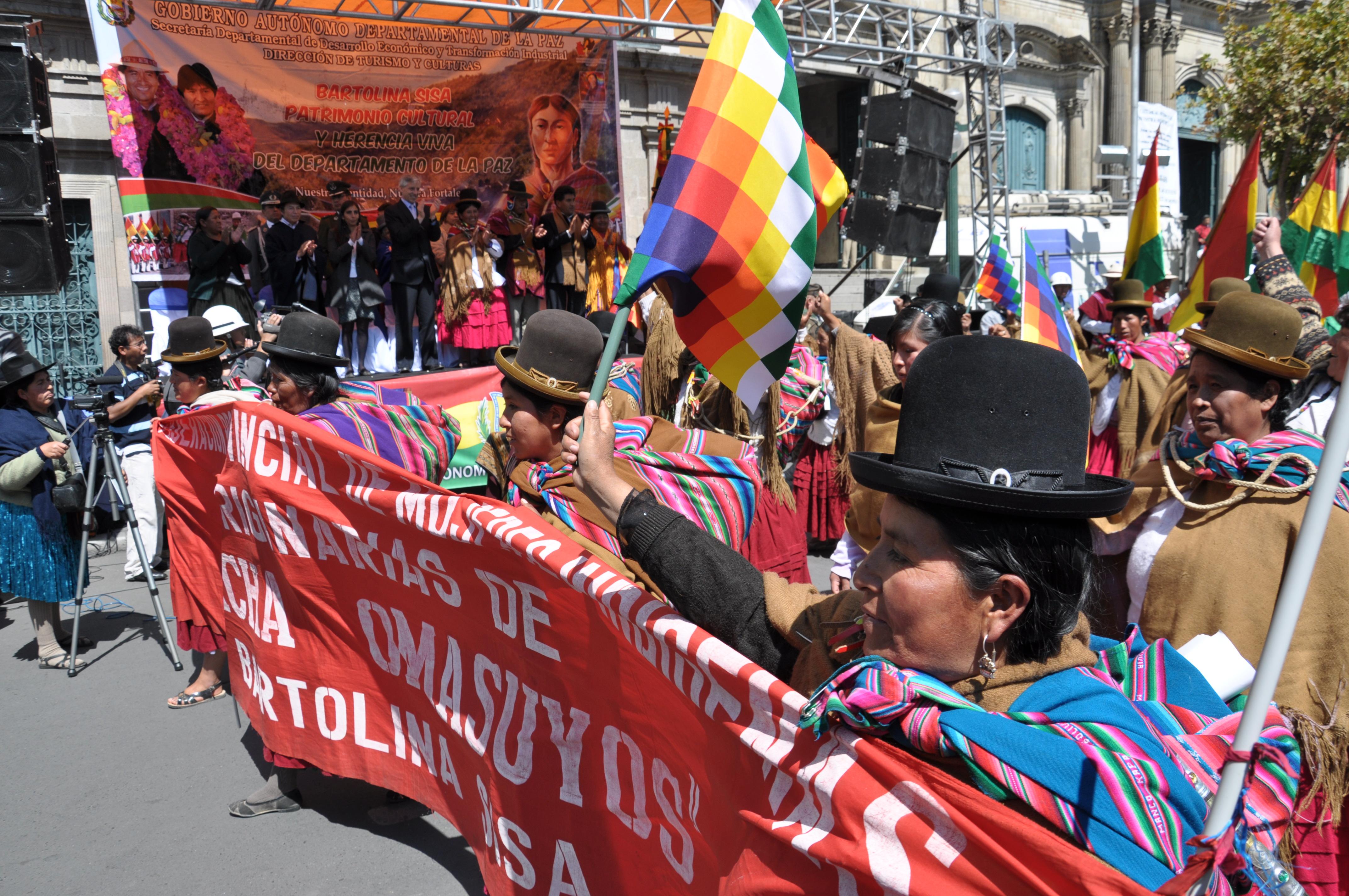 Bolivie : vers un troisième mandat d'Evo Morales ?
