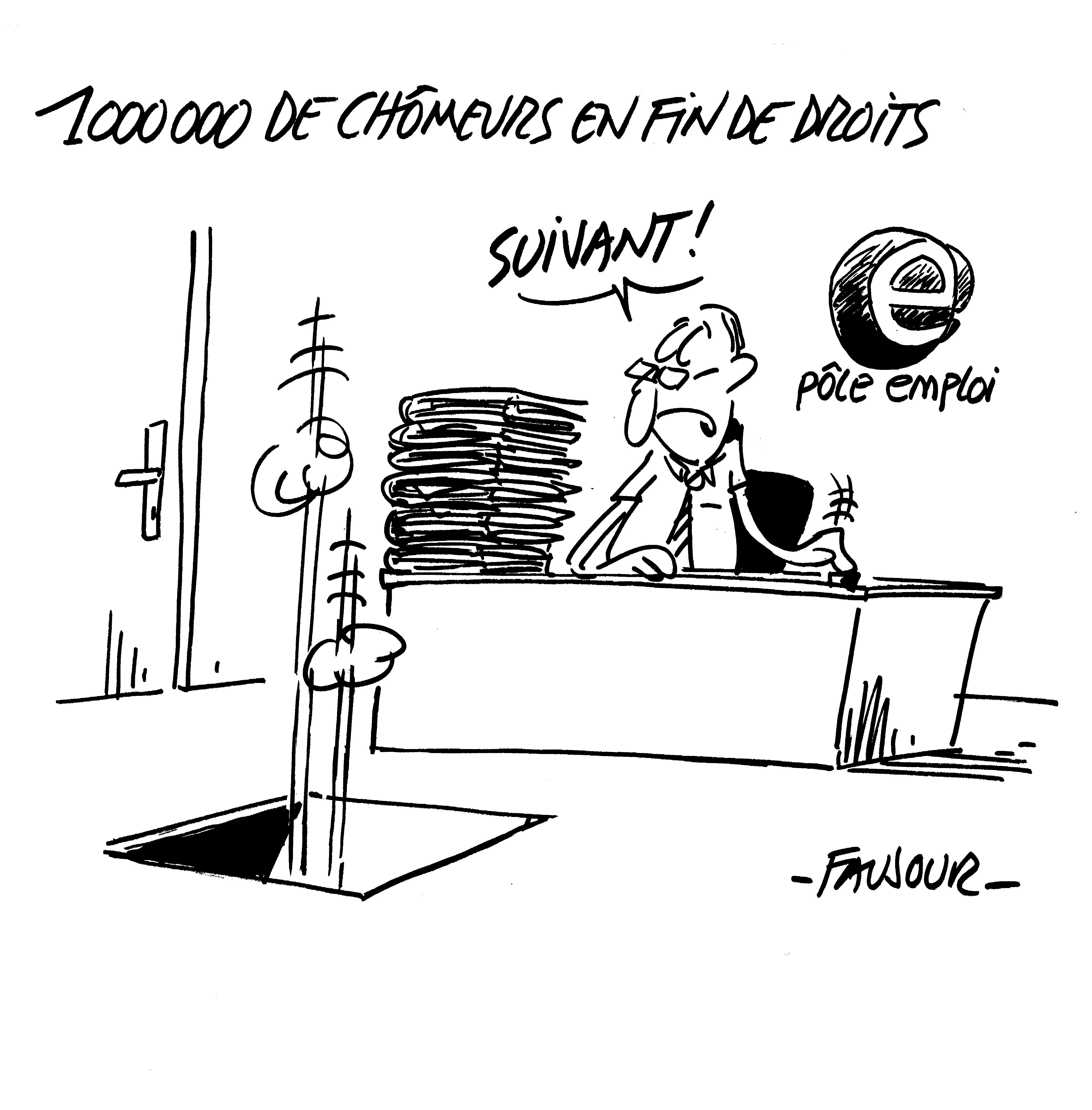 Chomage Le Scandale Des Fins De Droits Npa