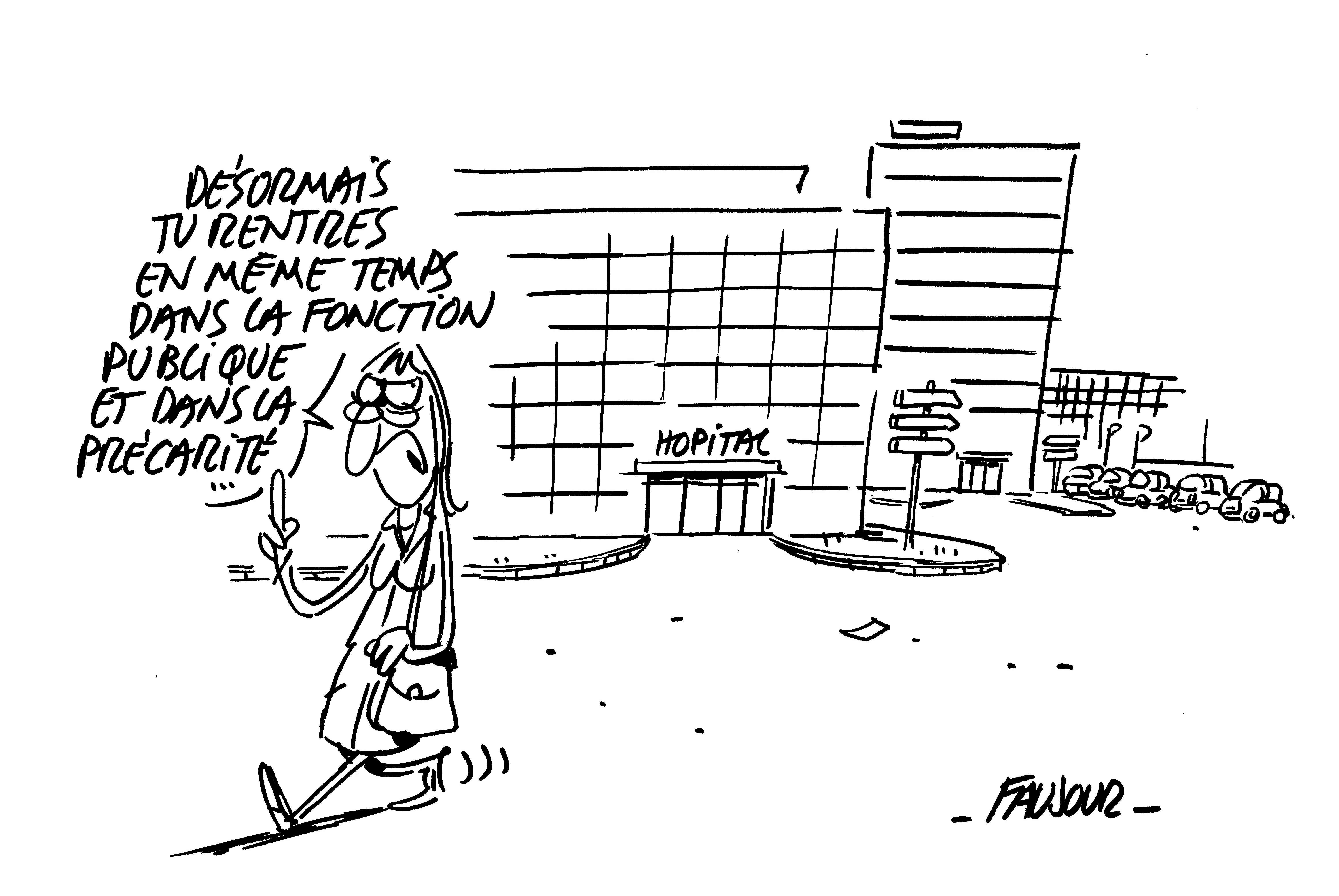 Precarite Et Fonction Publique Npa