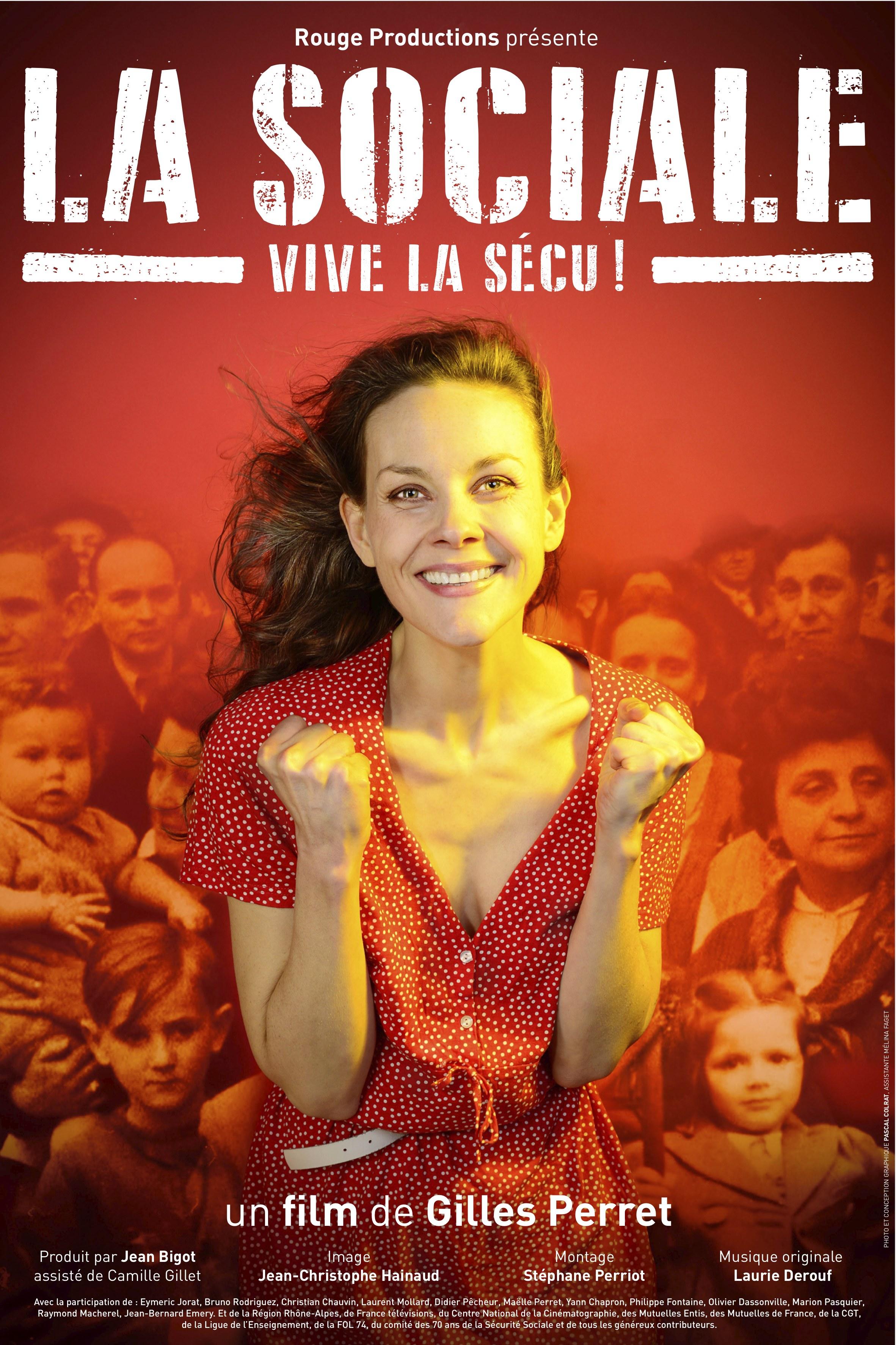 """Cinécran """"La Sociale"""" le 17 mai 2017 à 20h30"""