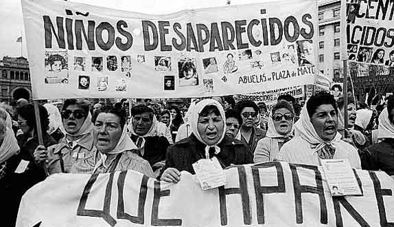 Argentine : les années de plomb