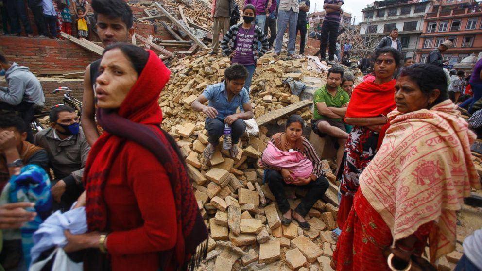 Au Népal, une catastrophe pas si naturelle!