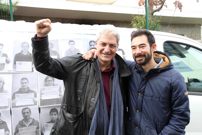Collège Gay-Lussac - Colombes (92) : gagner contre la répression, c'est possible !