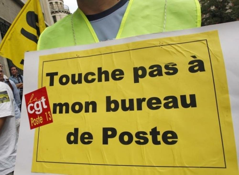 Bureaux de poste de paris 13e en gr ve npa - Bureau de poste paris 15 ...