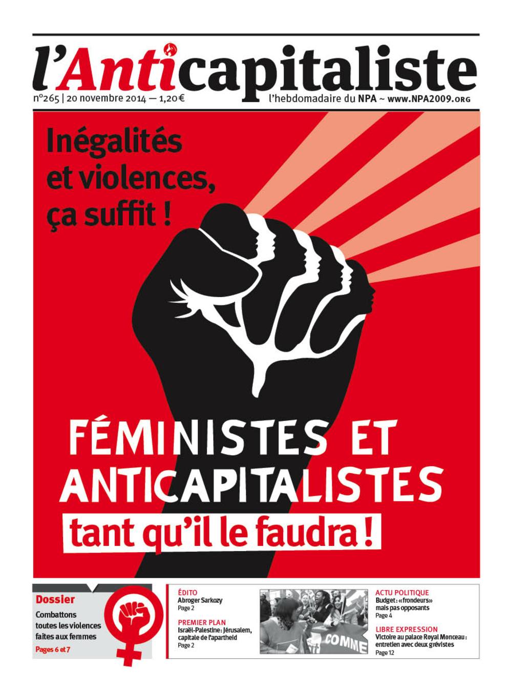Violences faites aux femmes - Page 2 Antik265_la_une
