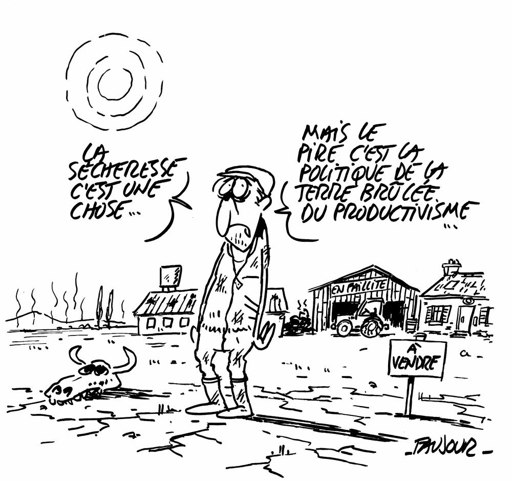 L'AGRICULTURE ET LES ENGEUX CAPITALISTES