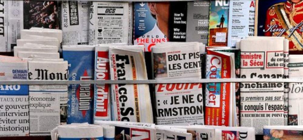 Resultat d'imatges de Presse française