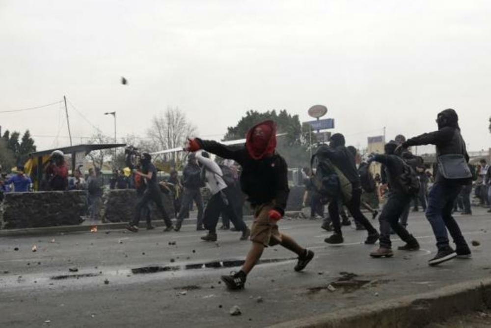 Trop, c'est trop : explosion de colère au Mexique