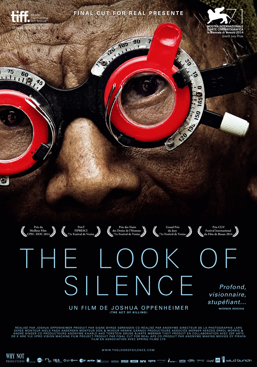 Cinéma : The Look of silence, de Joshua Oppenheimer